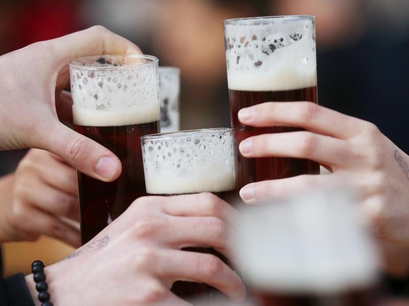 Studie: Krebserkrankung durch übermäßigen Alkoholgenuss