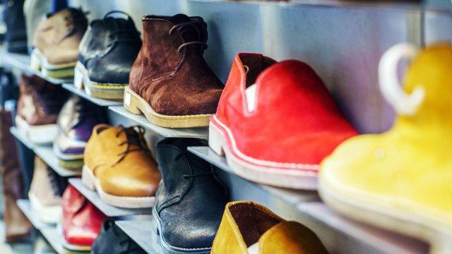 Schuhe für Übergewicht - Wenn Übergewichtigen der Schuh drückt