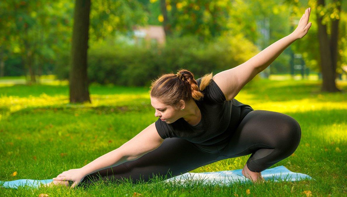 Yoga und Body Positivity