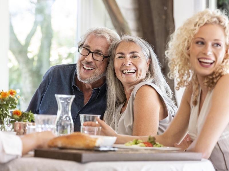 Wie die Ernährung auf das Altern einwirken kann