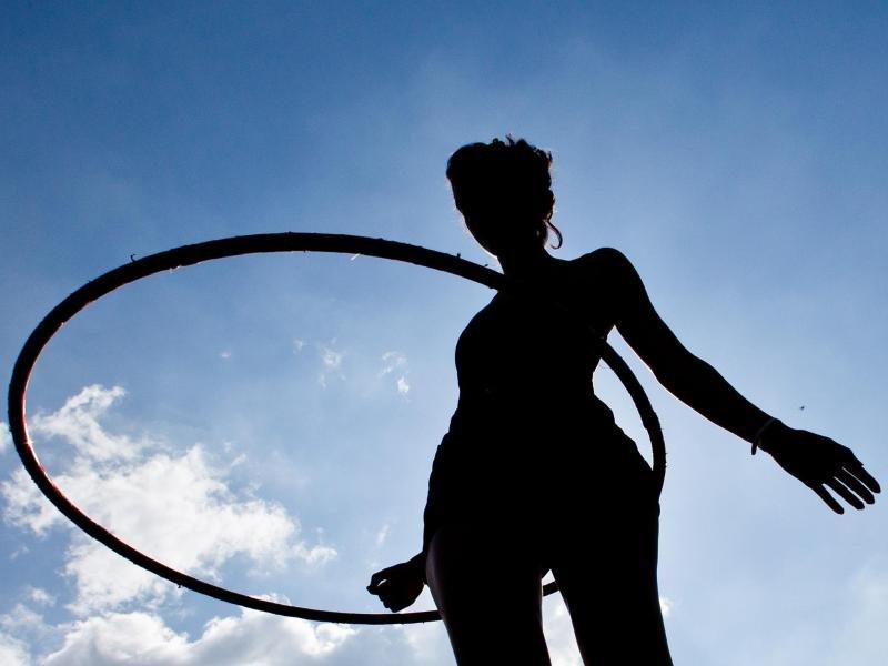 Trendsport Hula-Hoop