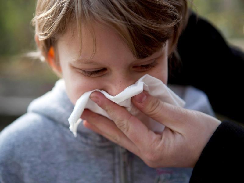 Diese Infekte treffen Kinder besonders häufig