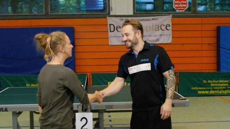 Ehemaliger Tischtennis-Nationalspieler Dr. Markus Lietzau in Berlin