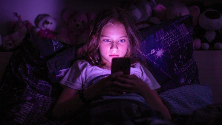 Smartphones aus – Schlaf ein