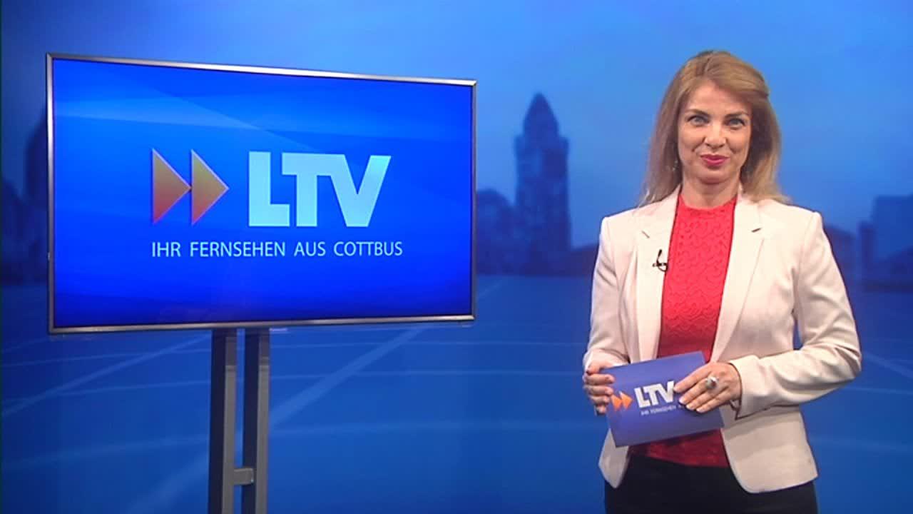 LTV AKTUELL am Montag - Sendung vom 25.01.2021