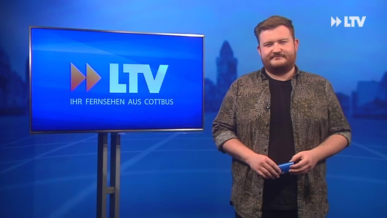 LTV AKTUELL am Mittwoch - Sendung vom 17.02.21
