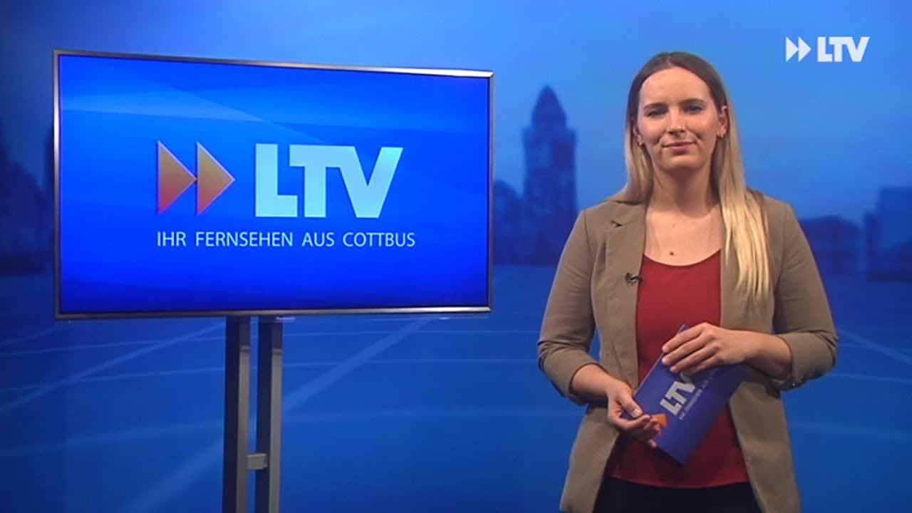 LTV AKTUELL am Dienstag - Sendung vom 23.02.21