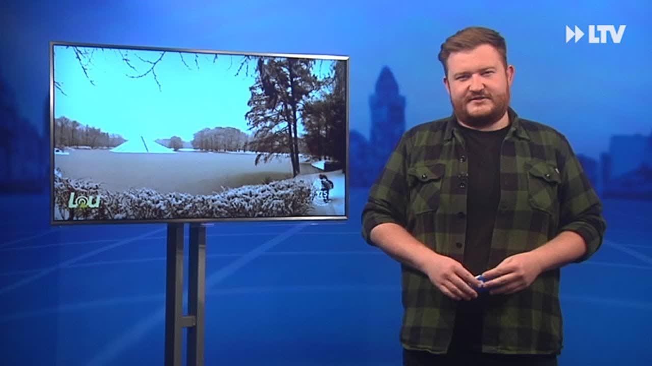 LTV AKTUELL am Freitag - Sendung vom 19.02.21