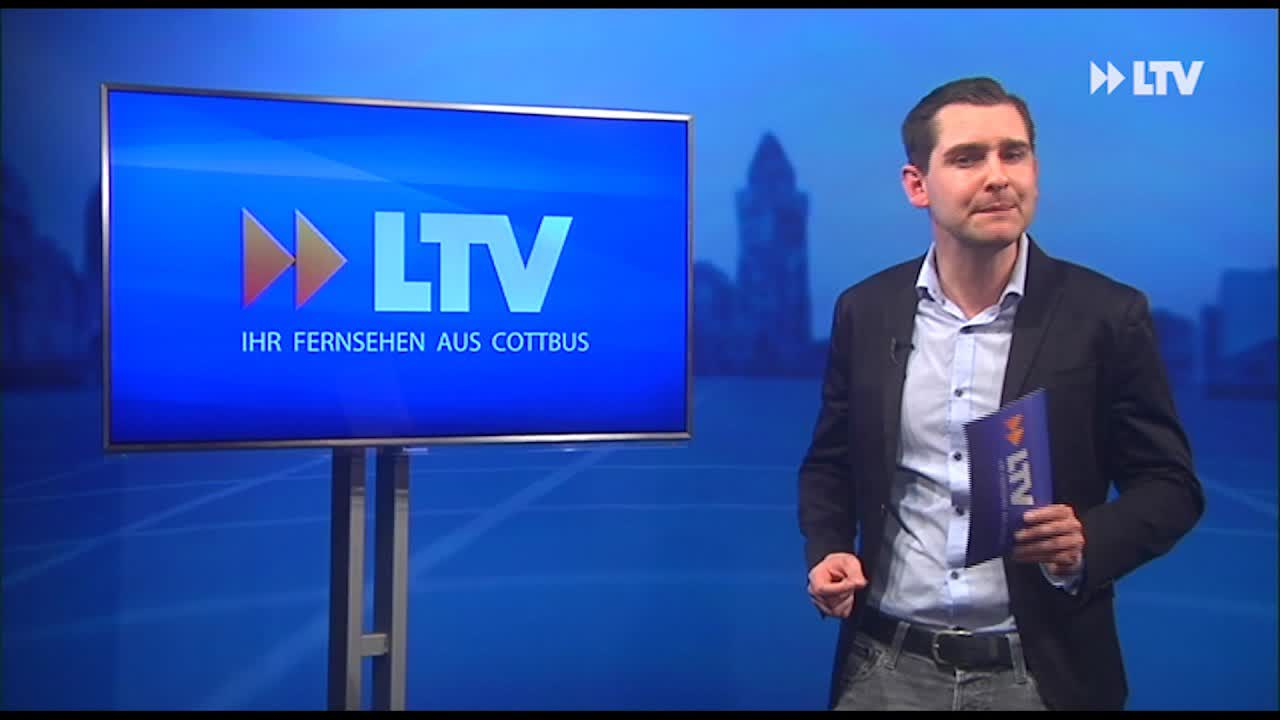 LTV AKTUELL am Mittwoch - Sendung vom 03.03.21