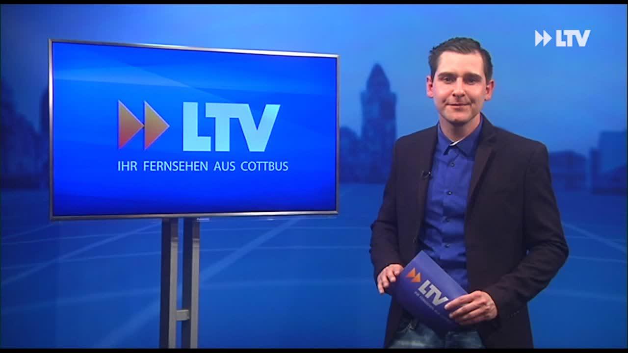 LTV AKTUELL am Montag  - Sendung vom 01.03.21