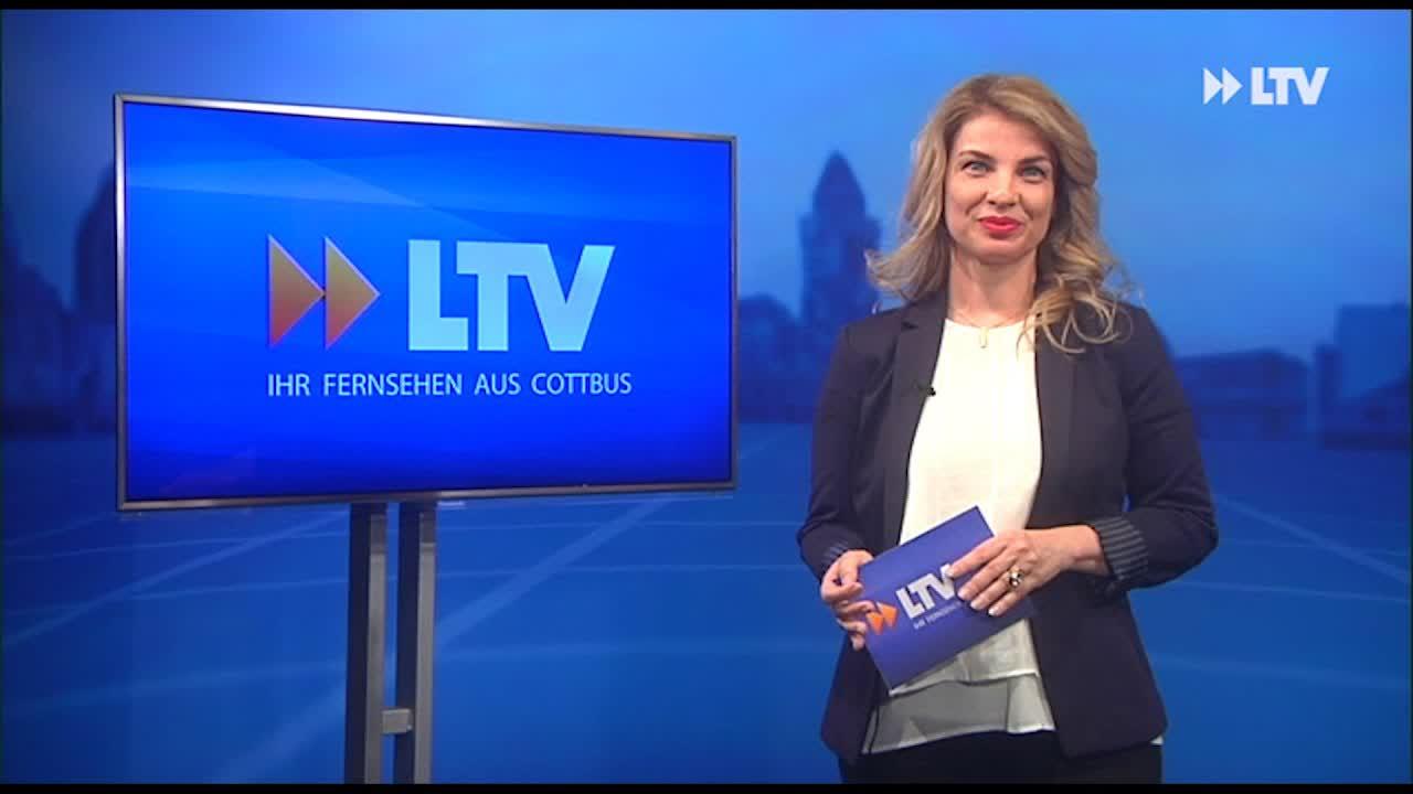 LTV AKTUELL am Mittwoch - Sendung vom 10.03.21