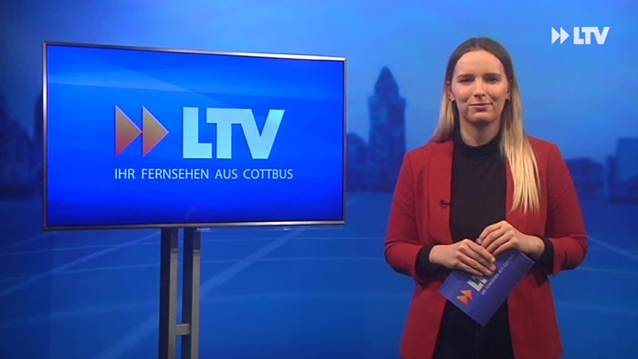 LTV AKTUELL am Montag - Sendung vom 08.03.21