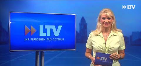 LTV AKTUELL am Freitag - Sendung vom 30.07.21
