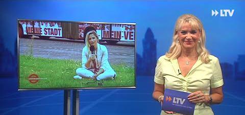 LTV AKTUELL am Freitag  - Sendung vom 13 .08.21