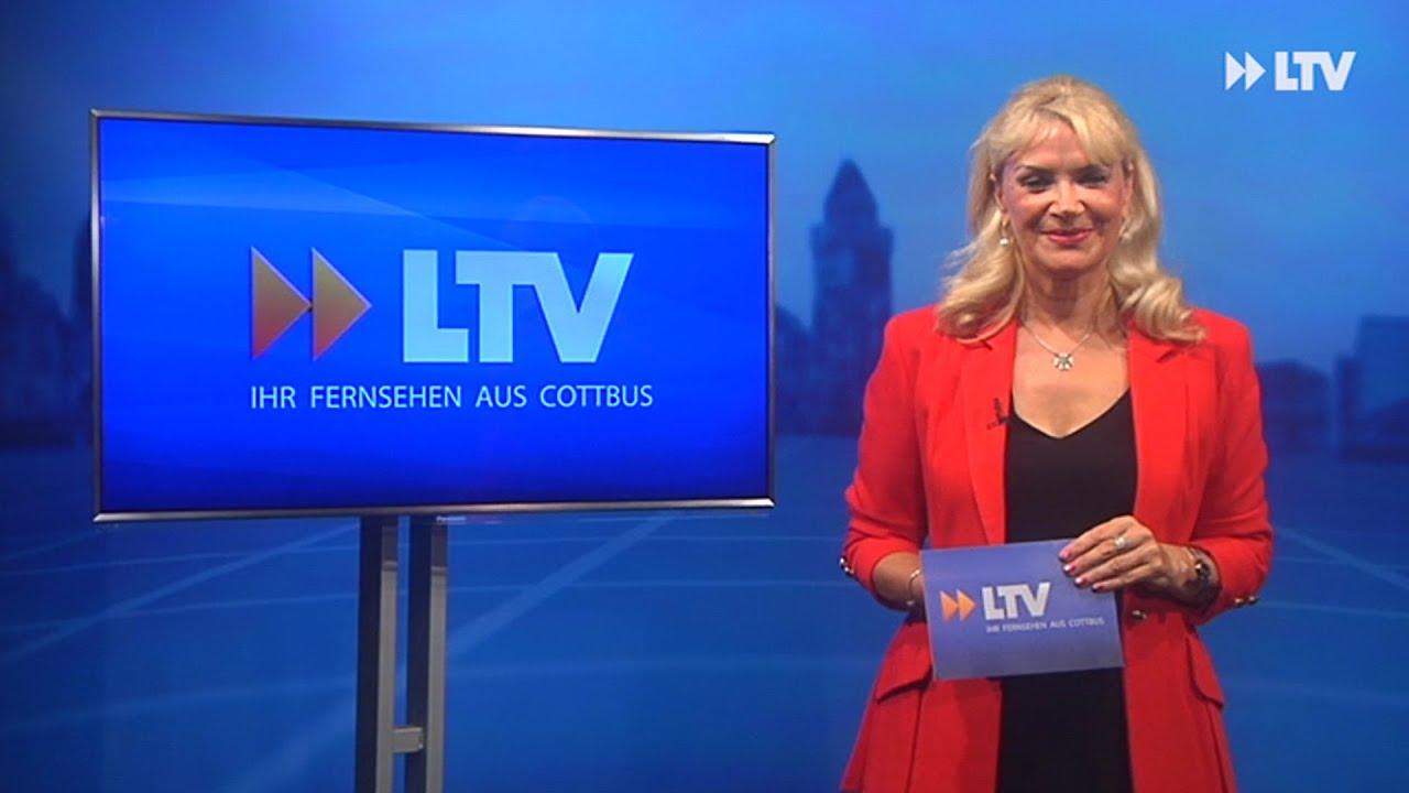 LTV AKTUELL am Montag - Sendung vom 09.08.21
