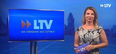 LTV AKTUELL am Montag  - Sendung vom 16.08.21