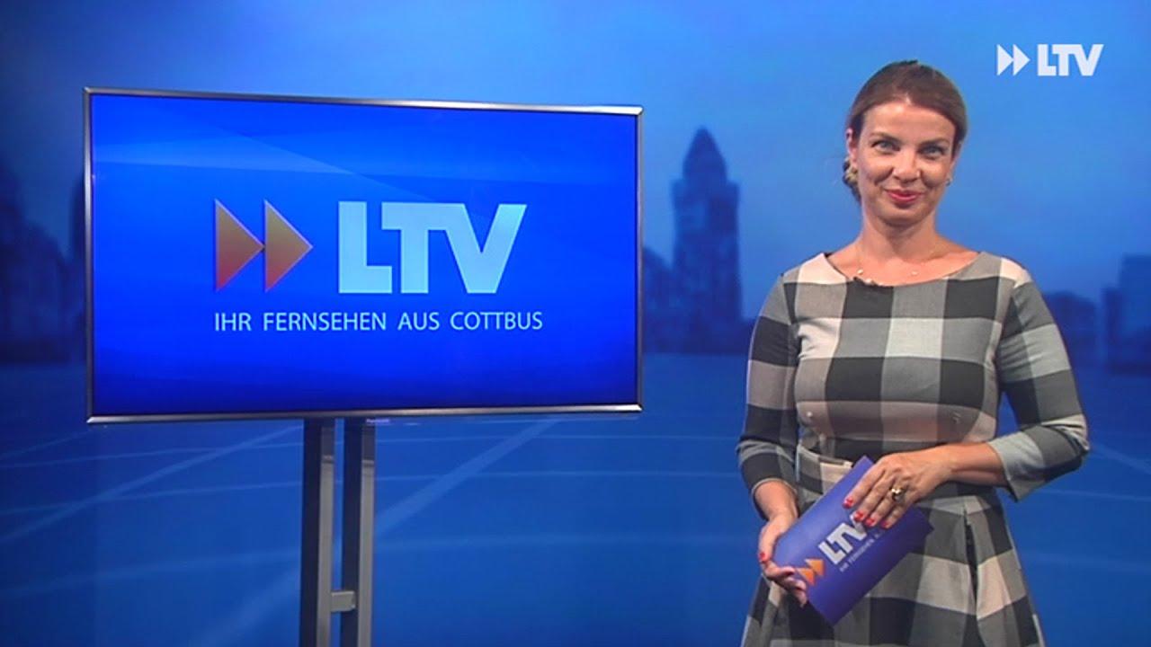 LTV AKTUELL am Mittwoch - Sendung vom 18.08.21