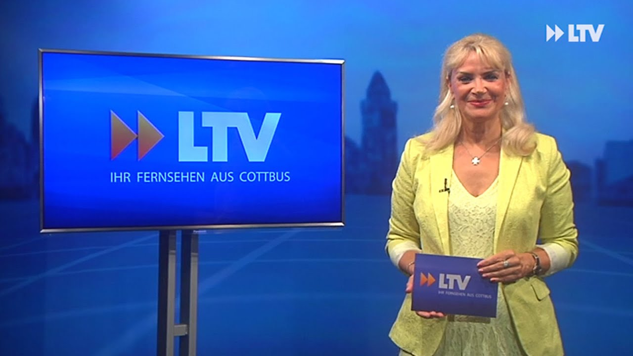 LTV AKTUELL am Dienstag  - Sendung vom 10.08.21