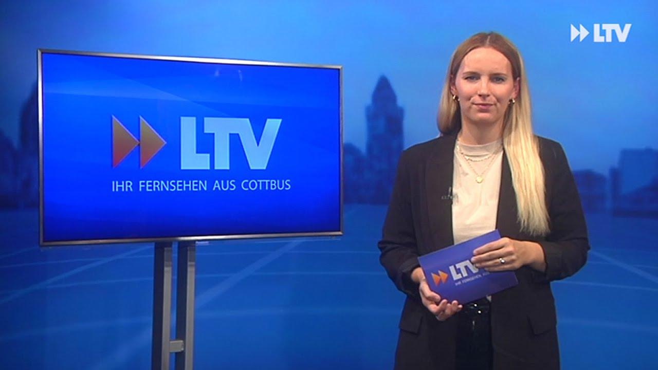 LTV AKTUELL am Dienstag - Sendung vom 21.09.21