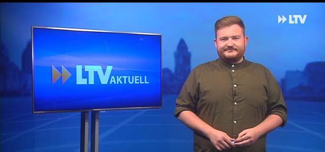 LTV AKTUELL am Freitag - Sendung vom 15.10.21