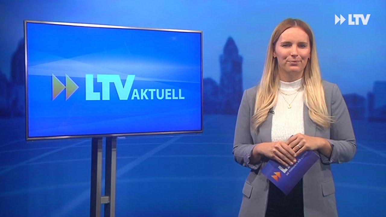 LTV AKTUELL am Montag - Sendung vom 11.10.21