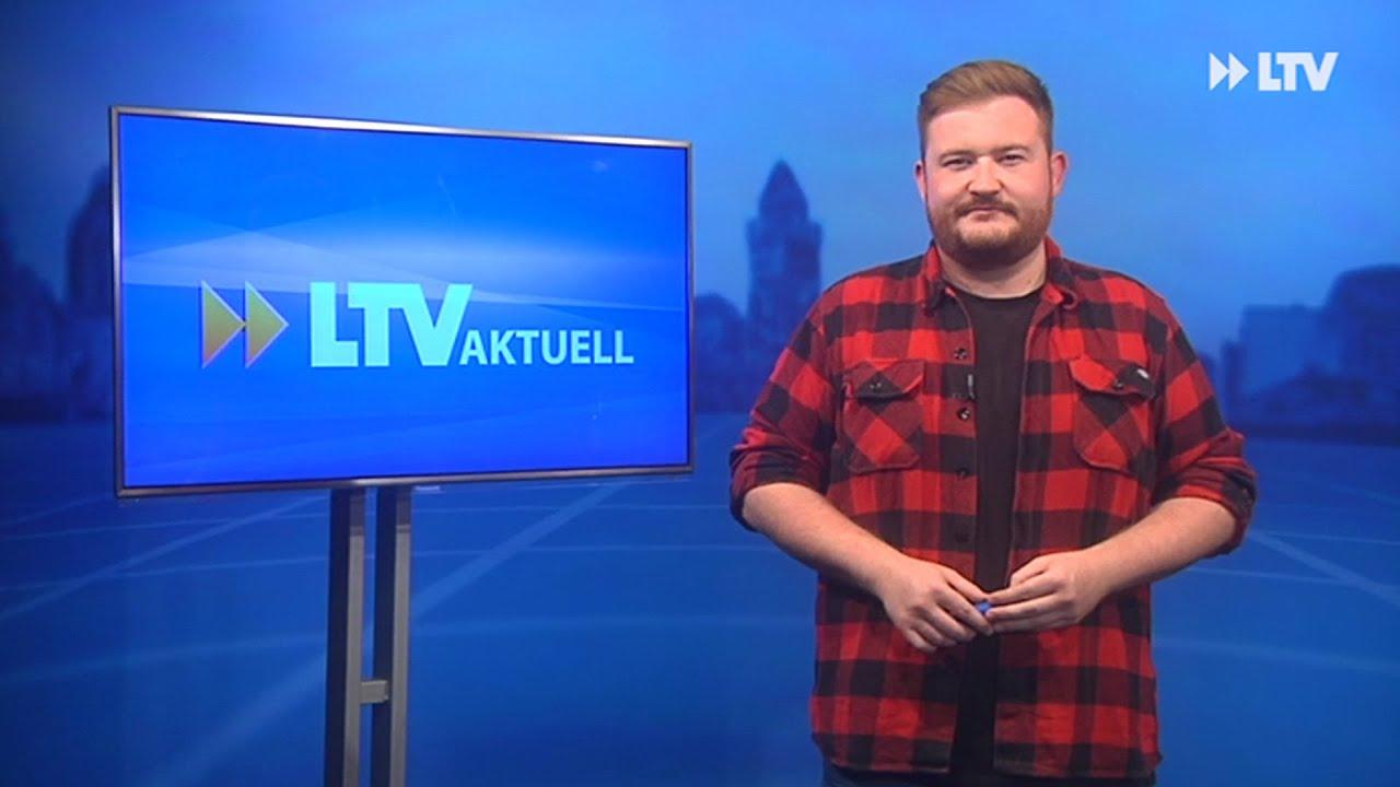 LTV AKTUELL am Donnerstag - Sendung vom 14.10.21