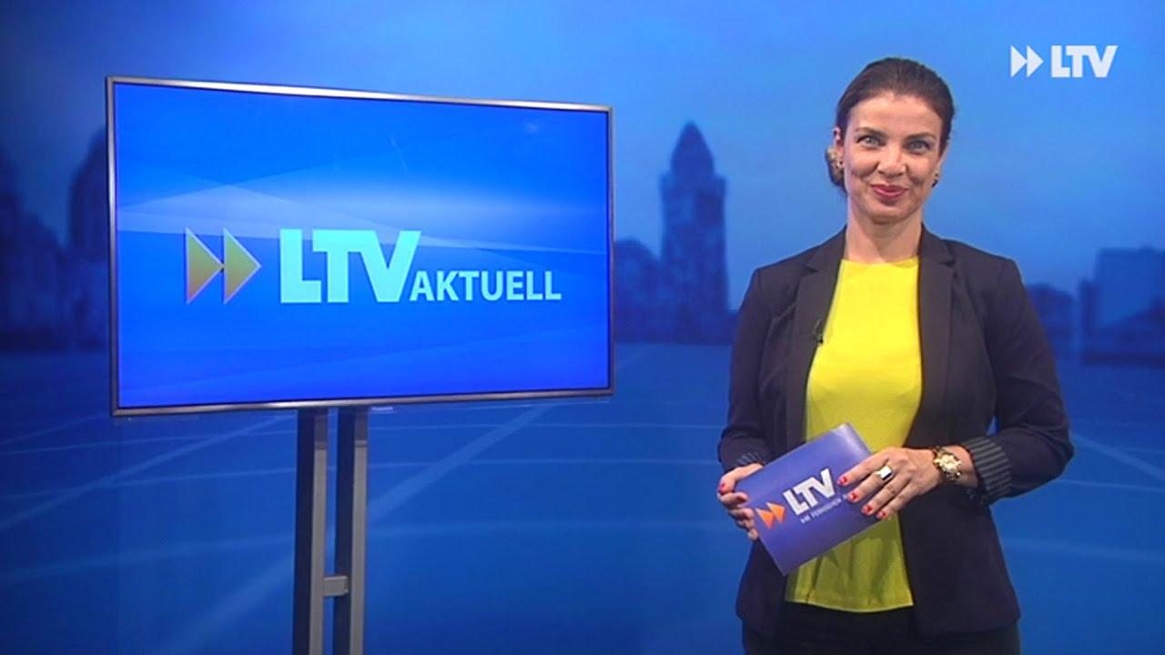 LTV AKTUELL am Mittwoch - Sendung vom 13.10.21