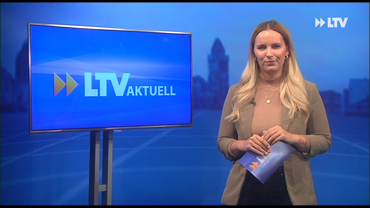 LTV AKTUELL am Freitag - Sendung vom 08 10 21