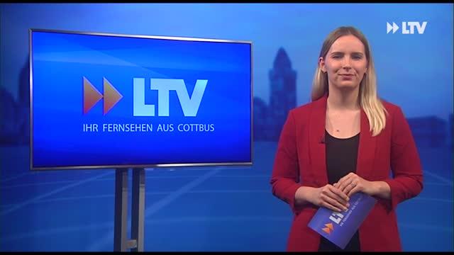 LTV AKTUELL am Montag - Sendung vom 12.04.21