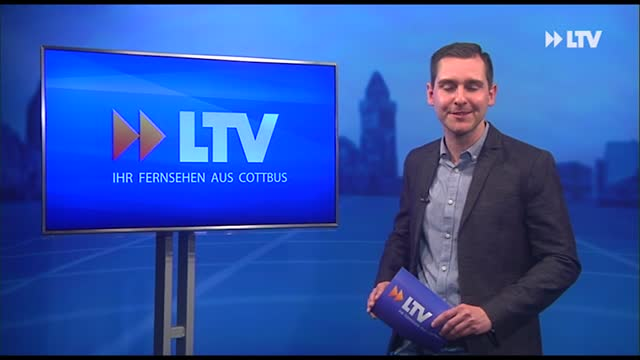 LTV AKTUELL am Freitag - Sendung vom 09.04.21