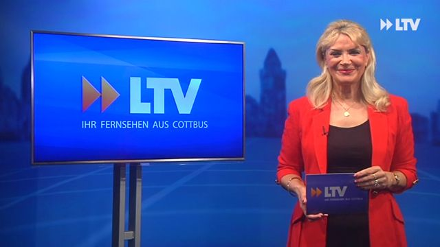 LTV AKTUELL am Mittwoch - Sendung vom 12.05.21