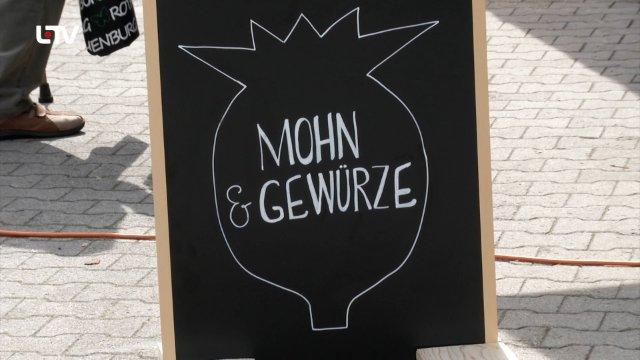Der Regionalmarkt in Creglingen feiert sein einjähriges Jubiläum