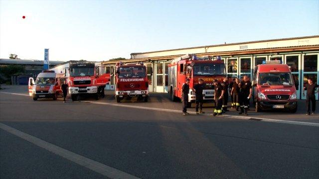 Dramatische Hilfsaktion in Rheinland-Pfalz beendet