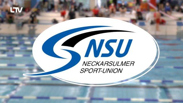 Kai Stettner, Geschäftsführer der Neckarsulmer Sport-Union, spricht über das neue Logo der NSU
