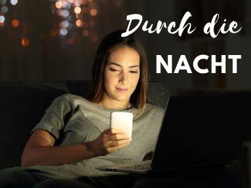 MO - SO 22 - 5 UHR: DURCH DIE NACHT-Image
