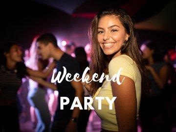 FR 20 - 24 UHR: WEEKENDPARTY MIT DJ LARS-Image