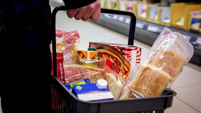 Lebensmittelindustrie arbeitet am Limit-Image