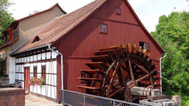 Wasser auf die Mühle-Image