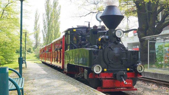 Mit der Bahn zu Pückler-Image