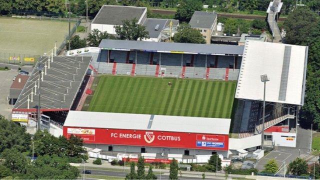 DFB goes Cottbus -Image