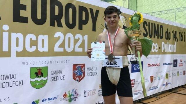 Spremberg hat einen Europameister-Image