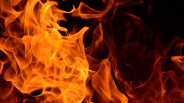 Großbrand in Elsterwerda-Image