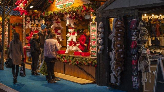 Weihnachtsmarkt wieder in Cottbus-Image