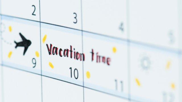 Urlaub richtig planen-Image