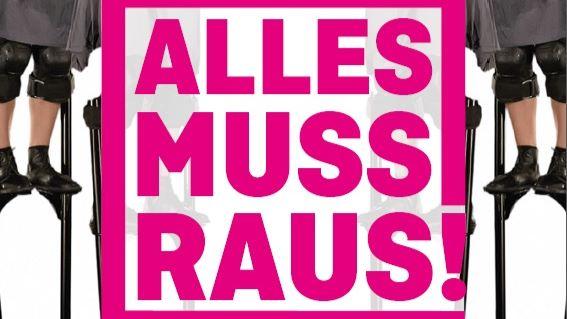 "Inklusionsfest ""Alles muss Raus"" startet morgen-Image"