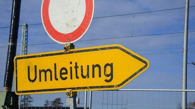 Sperrung am kommenden Mittwoch in Erlenbach -Image