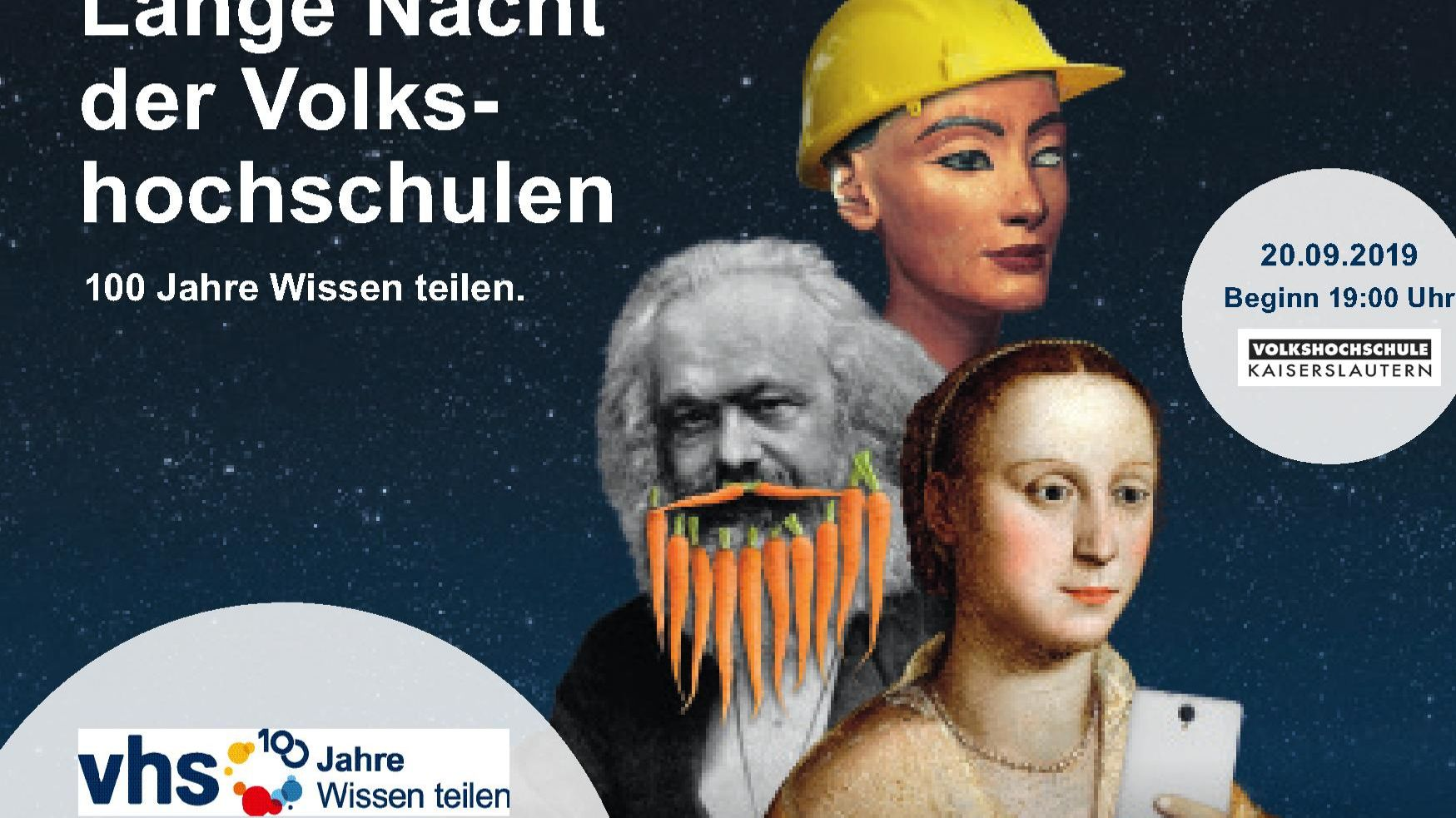 VHS Kaiserslautern feiert 115-jähriges Bestehen-Image