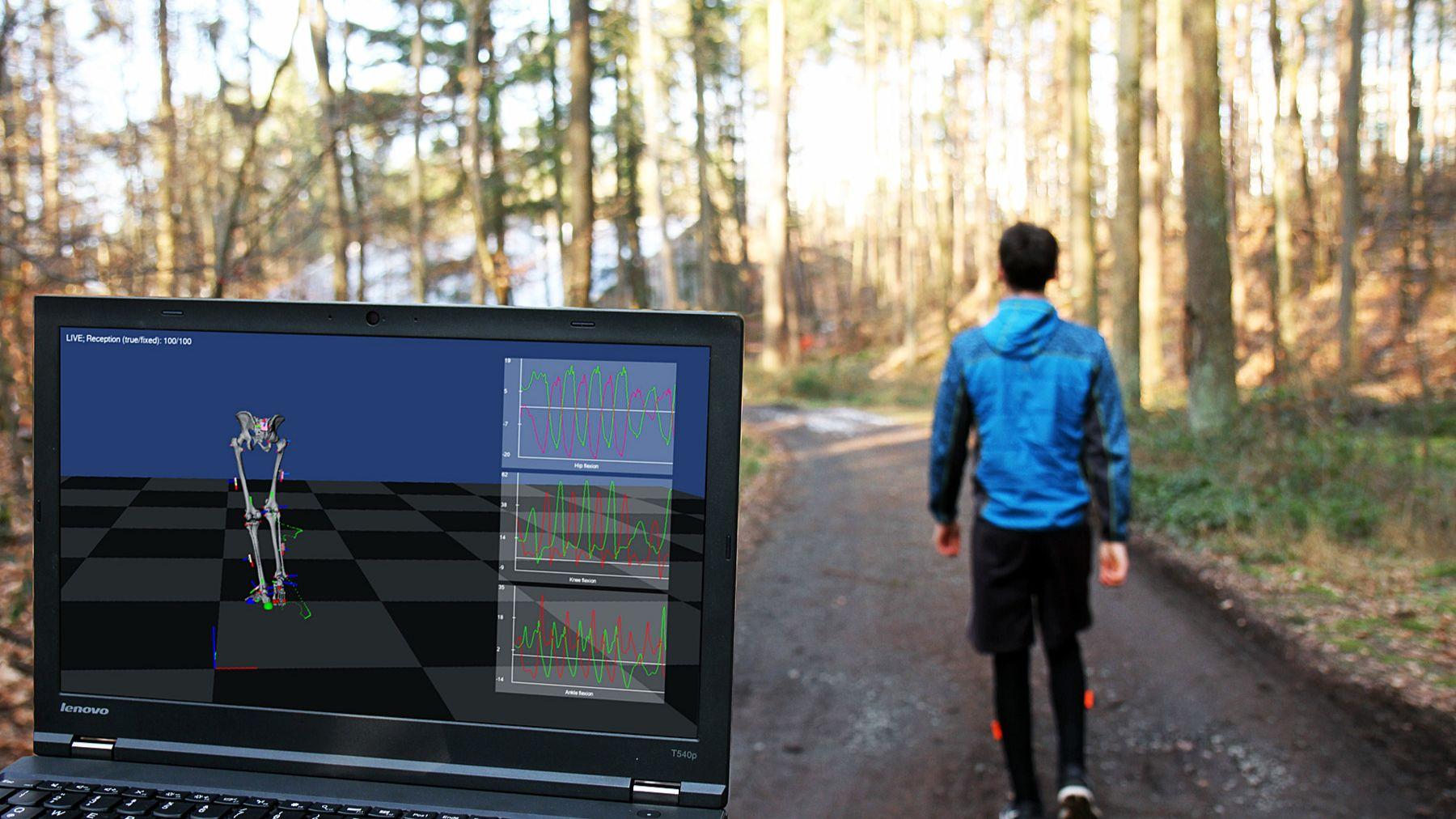 Forscherteam der TUK hat digitale Technologien für die Gesundheit entwickelt-Image