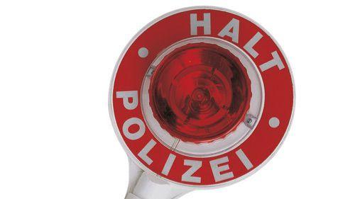 In Landstuhl wird es in der kommenden Woche verstärkt Polizeikontrollen geben-Image
