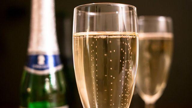 Champagner im Wert von 32.000 Euro gestohlen-Image